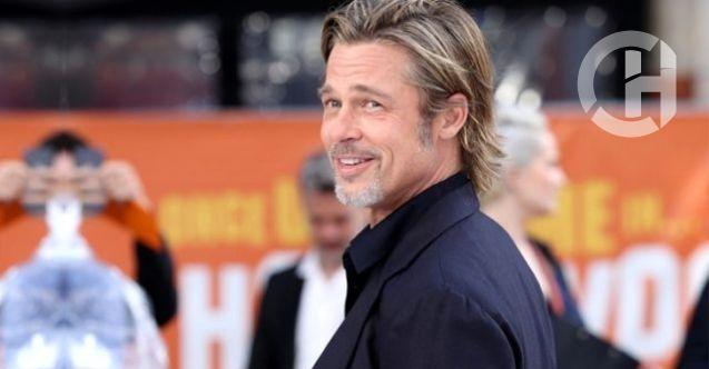 Angelina Jolie ile boşanan Brad Pitt 27 yaşındakiAlman model Nicole Poturalski görüntülendi