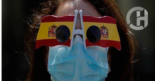 İspanya'da vaka sayısı son 24 saatte 9 bin 658 kişi arttı