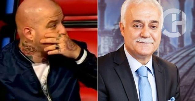Gökhan Özoğuz'dan Nihat Hatipoğlu'na tepki çeken sözler