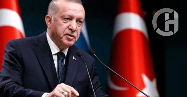 Cumhurbaşkanı Erdoğan, Harp okulları töreninde açıklamalarda bulunuyor