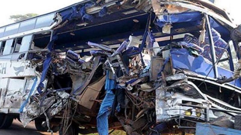 Gana'da feci trafik kazası! Onlarca ölü ve yaralı var