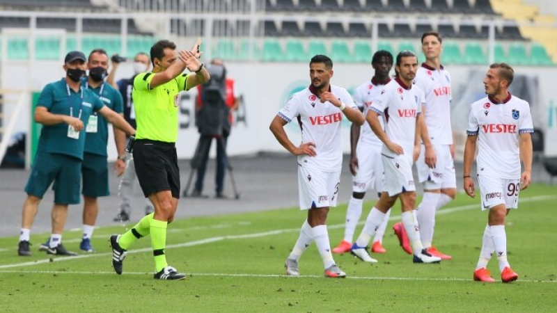 Yukatel Denizlispor- Trabzonspor