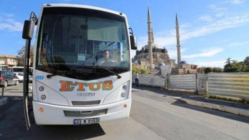 Toplu Taşıma Edirne