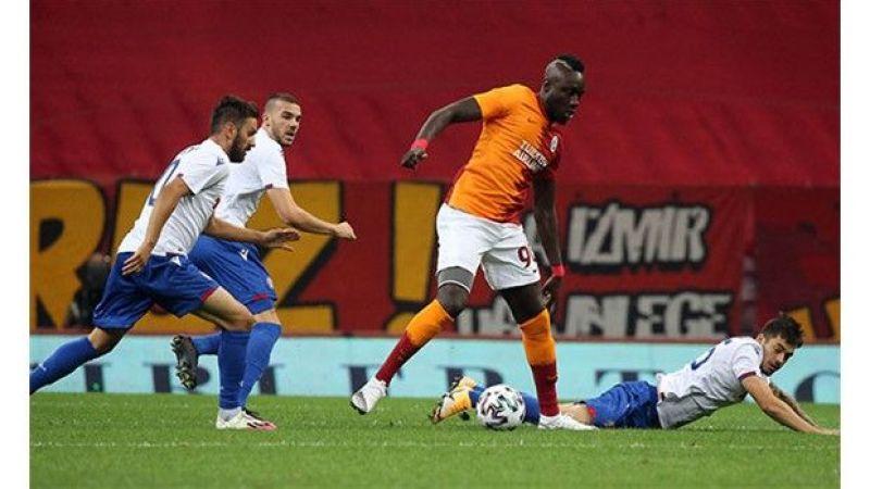 Galatasaray - Hajduk Split maç sonucu: 2-0