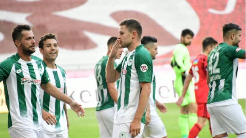 Konyaspor Beşiktaş 4-1