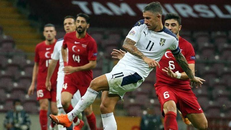 Biz bitti demeden bitmez Türkiye 2-2 Sırbistan