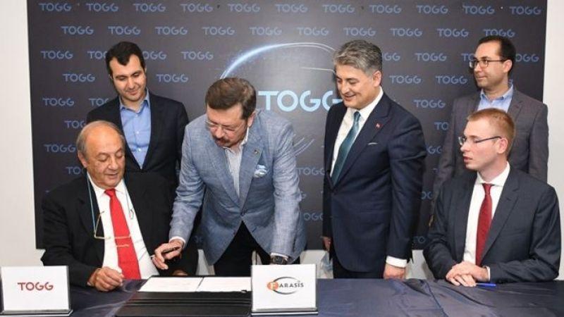 TOGG Batarya Üretimi