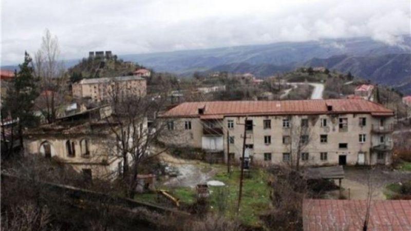 Azerbaycan Zengilan Şehri
