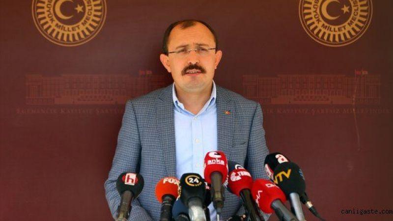 AK Parti Grup Başkanvekili