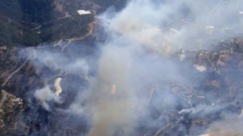 Anamur Orman Yangını