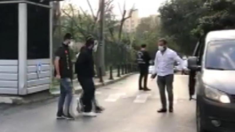 İETT otobüsündeki sapık gözaltına alındı