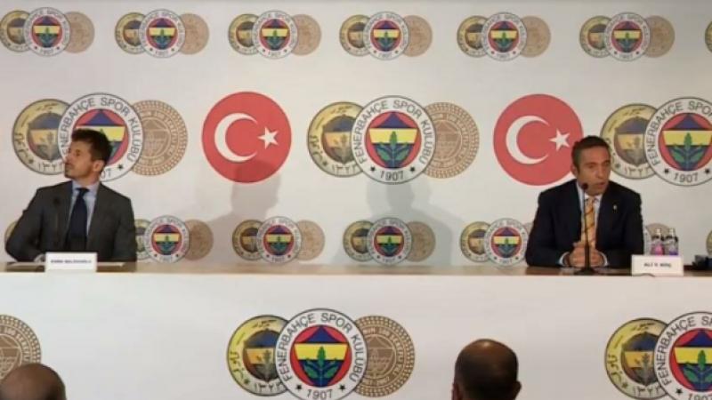 Fenerbahçe'de Emre Belözoğlu'nun yeni görevi resmen açıklandı