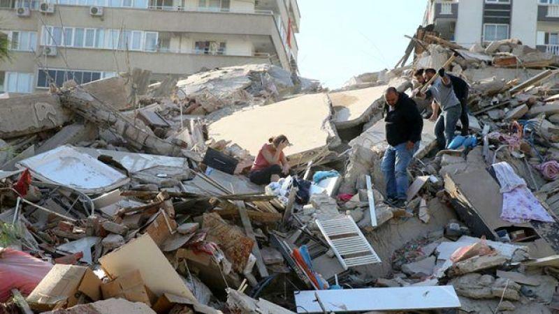 Deprem Can Kaybı ve Yaralı