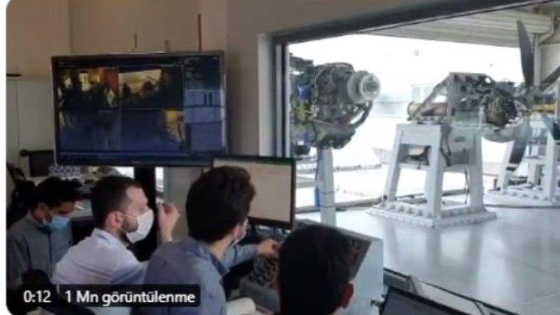 Yerli ve Milli Uçak Motoru