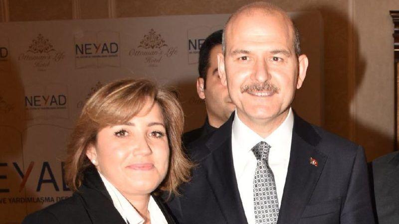 İçişleri Bakanı ve Eşi