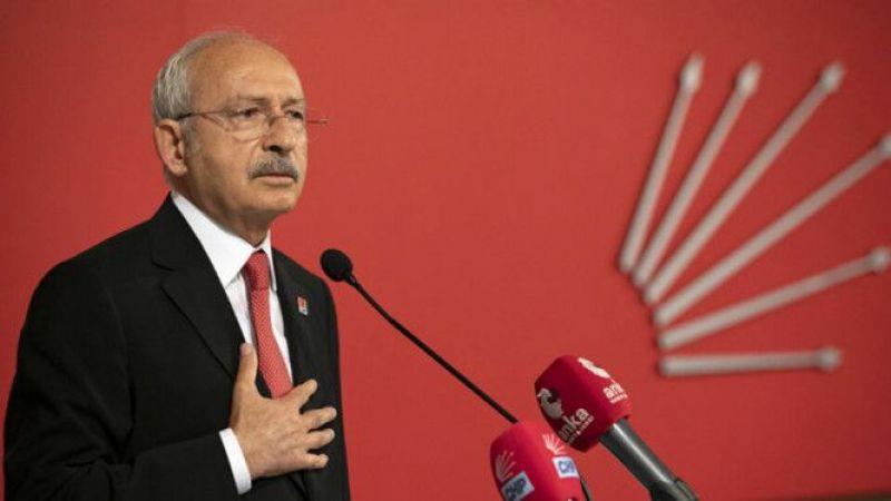 Kemal Kılıçdaroğlu Açıklama