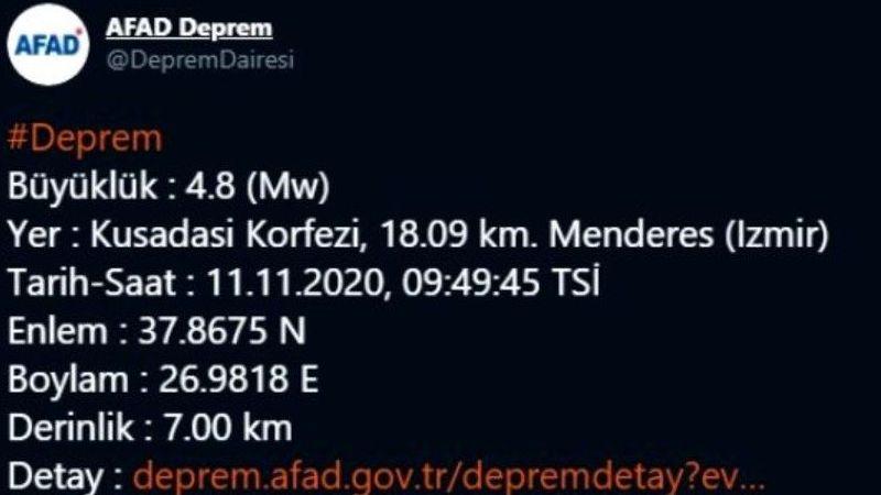 Deprem AFAD