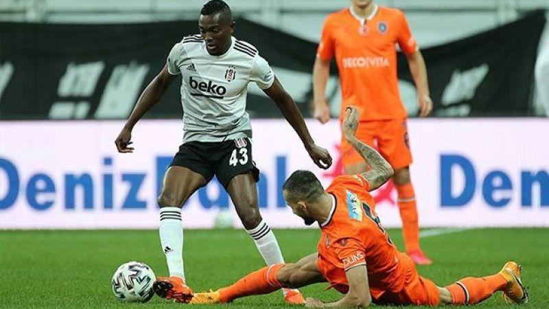 Kritik maçta kazana Kara kartal Beşiktaş 3-2 Başakşehir
