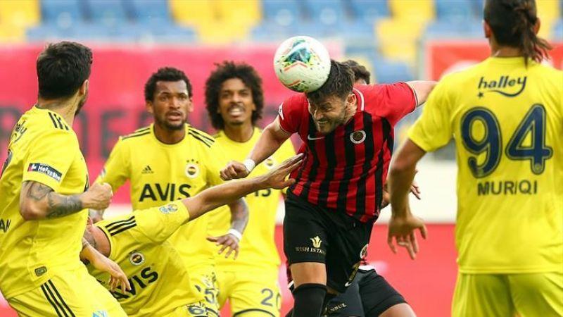 Gençlerbirliği-Fenerbahçe Maçı
