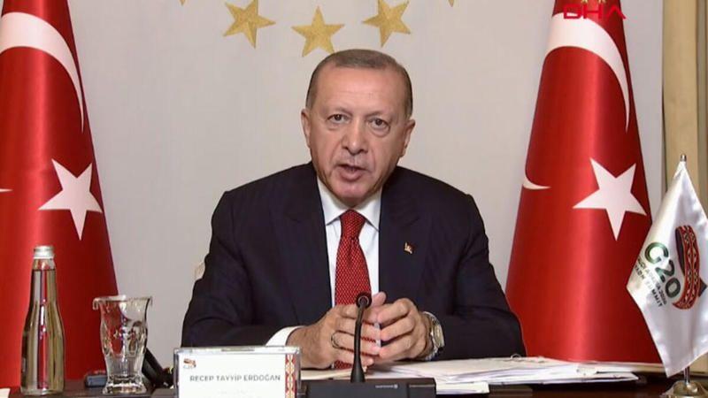 Cumhurbaşkanı Erdoğan Yerli Aşı