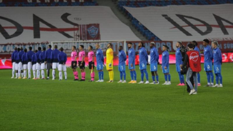 Trabzonspor öldü öldü dirildi Trabzonspor BB Erzurumspor: 1-0