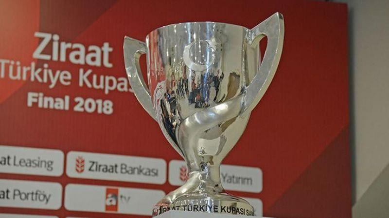 Son dakika! Ziraat Türkiye Kupası'nda eşleşmeler belli oldu