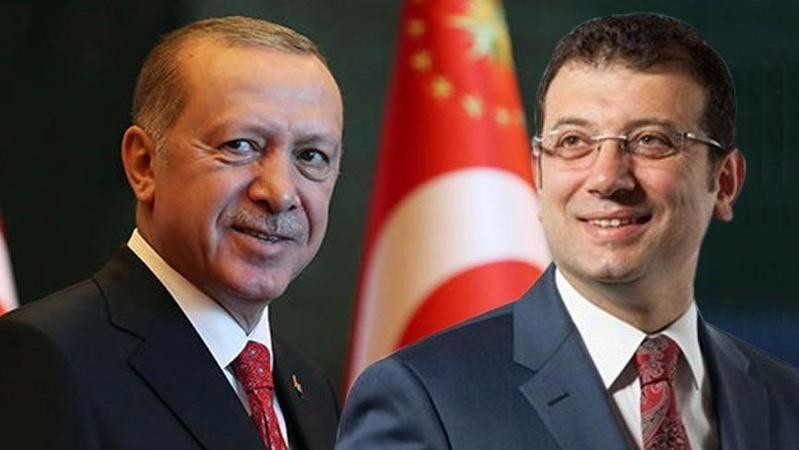 Erdoğan ve İmamoğlu