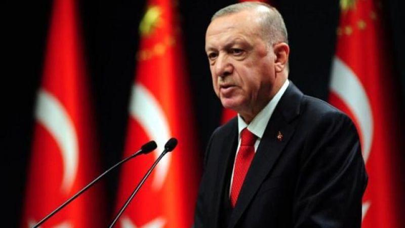 Cumhurbaşkanı Erdoğan MB Genel Kurulu