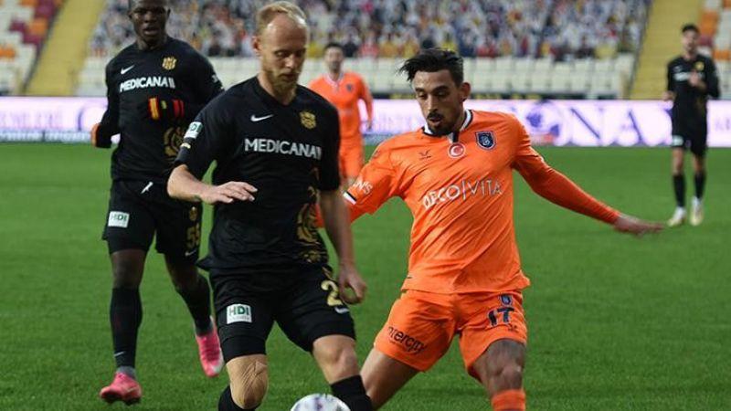Başakşehir'de kayıplar can yakıyor Yeni Malatyaspor 1-1 Başakşehir