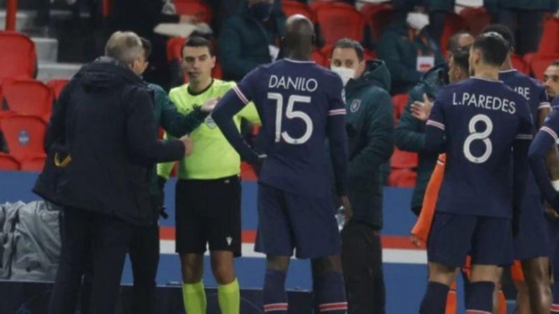Irkçılık nedeniyle ertelenen PSG Başakşehir maçı ne zaman oynanacak? Hakem değişti