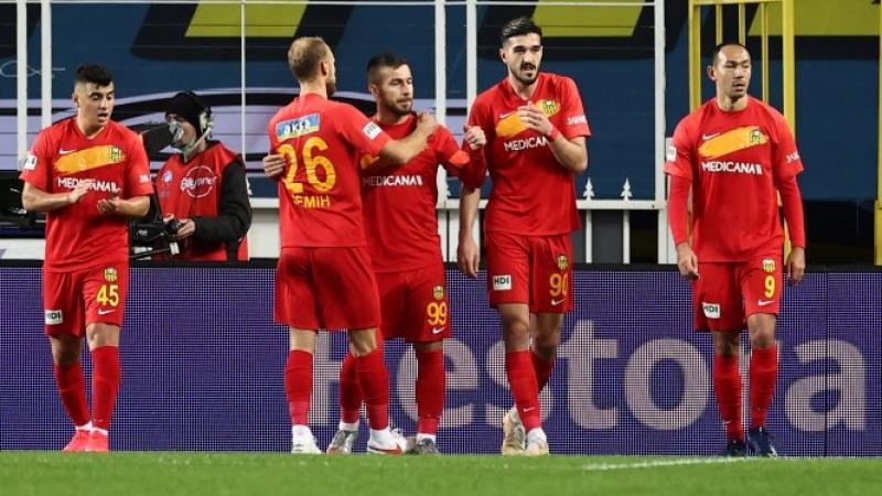 Fenerbahçe tepe taklak oldu Fenerbahçe 0-3 Yeni Malatyaspor