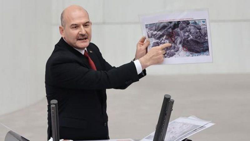 İçişleri Bakanı Süleyman Soylu Meclis
