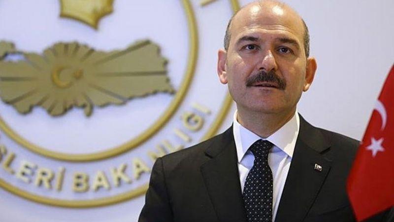 Süleyman Soylu oh çekti Twitter'de TT oldu! HDP milletvekilleri çılgına döndü
