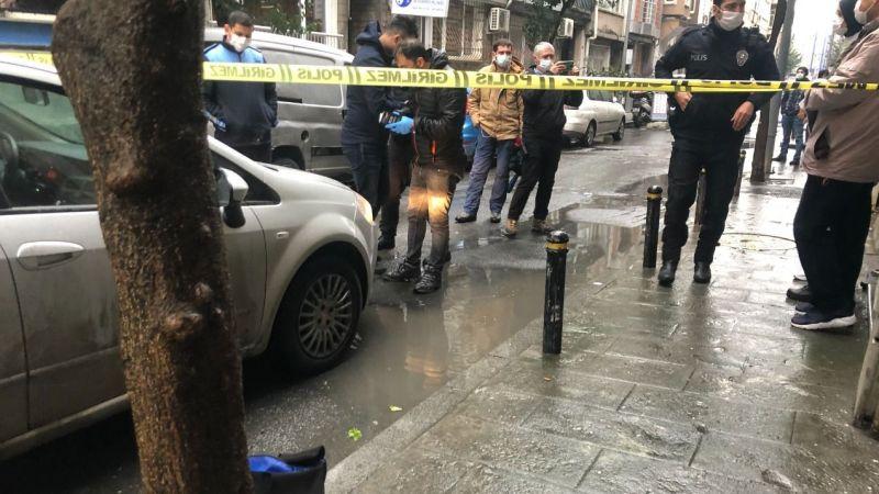 İstanbul'un göbeğinde aksiyon dolu anlar