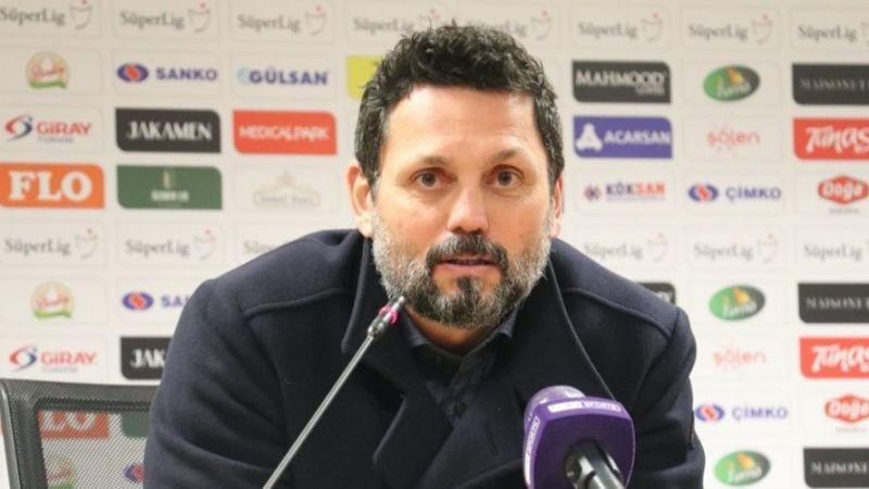 Fenerbahçe Teknik Direktörü Erol Bulut