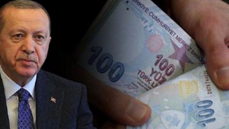 Cumhurbaşkanı Erdoğan'dan asgari ücretle ilgili açıklama