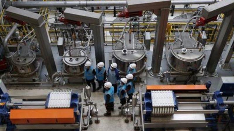 Eti Maden Lityum Üretim Tesisi