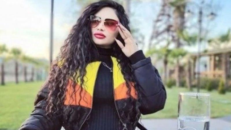 Cesur gelin adayı Naz Mila +18 paylaşımlarıyla sosyal medyayı salladı! İç çamaşırıyla poz verdi
