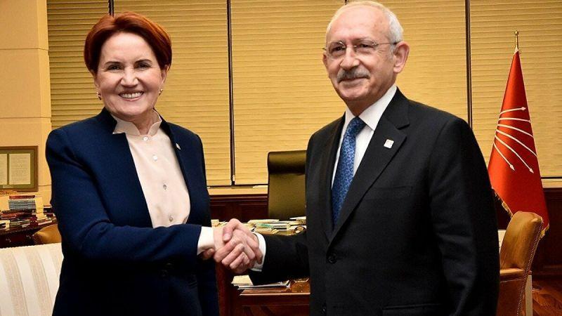 AK Parti'den İYİ Parti ve CHP'ye 'siyasi takiyye' suçlaması!