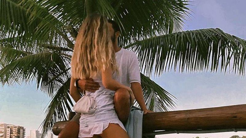 Şeyma Subaşı yeni sevgili yaptı öpüşürken fotoğrafını paylaştı
