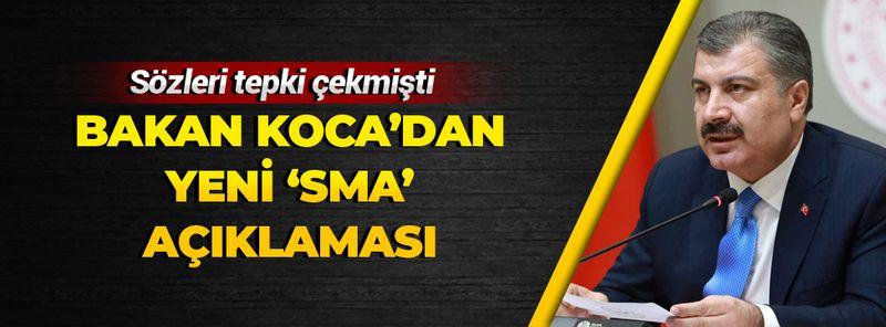Bakan Koca'dan SMA açıklaması! Halkımızın iyi niyeti suistimal ediliyor!