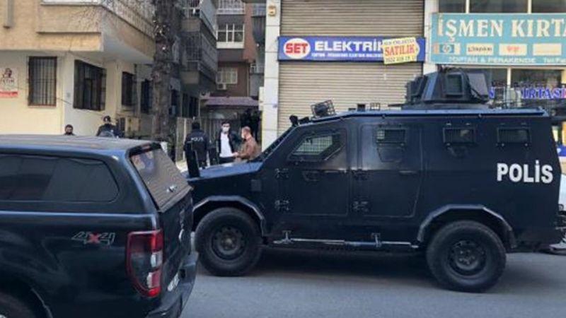 Diyarbakır'da avukatlık bürosunda 3 kişinin cesedi bulundu