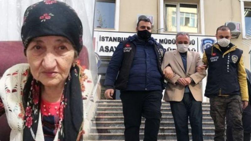 İstanbul'da yaşlı kadın cinayetinde şok ifade: Gönül ilişkim vardı öldürdüm