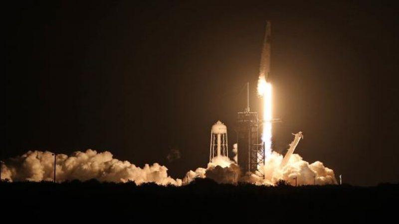 Türksat 5A uydusu uzaya fırlatıldı! Türkiye'nin gurur günü!