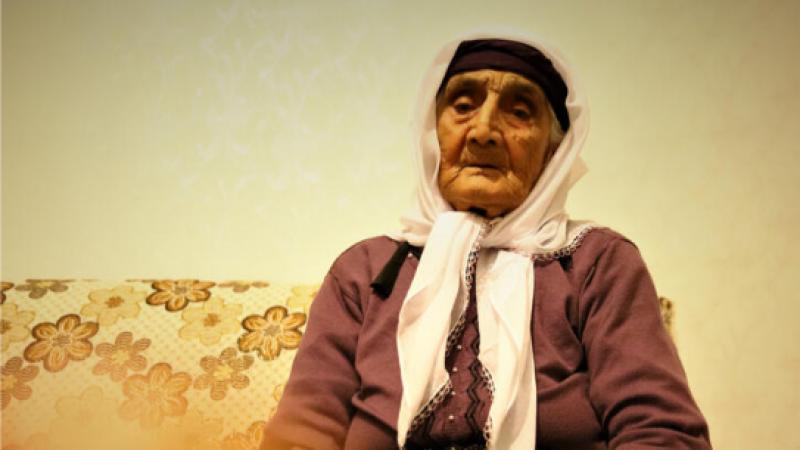 6 çocuk, 80 torunu olan 102 yaşındaki Şahide nine koronavirüsü yendi