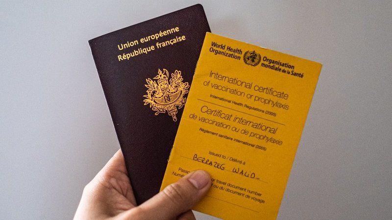 Aşı pasaportu nedir? Aşı pasaportu olmayan kişiye vize verilmeyecek!