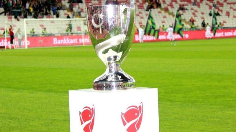 Ziraat Türkiye Kupası çeyrek final eşleşmeleri bugün belli oluyor