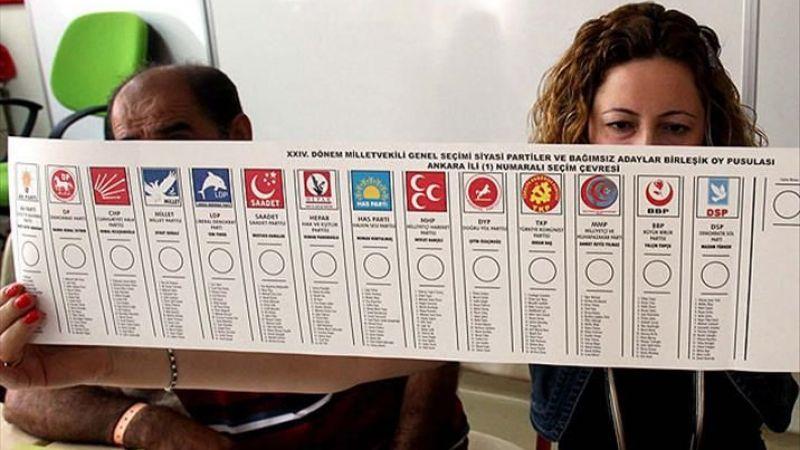 2020'de 27 siyasi parti kuruldu! Siyasi partilerin üye sayıları belli oldu!