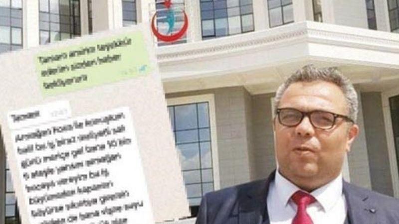 Edirne Meriç Devlet Hastanesi'nde Rüşvet İddiası