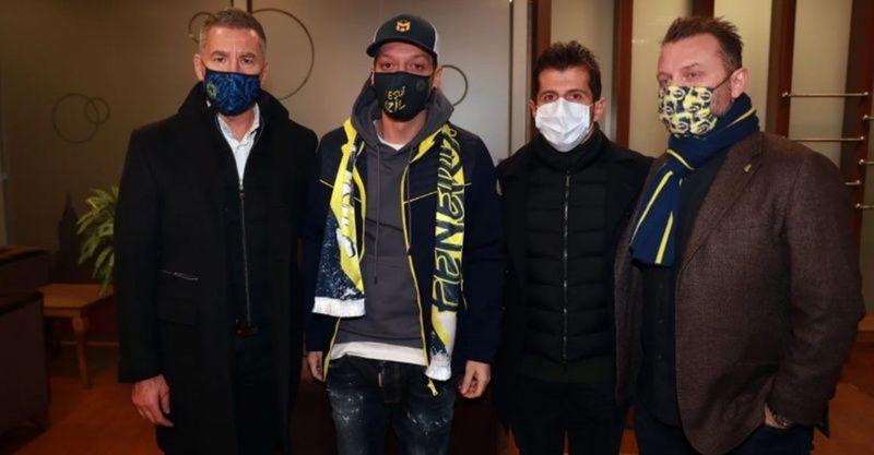 Mesut Özil Fenerbahçe'den ne kadar maaş alacak? Yaptığı fedakarlık büyük